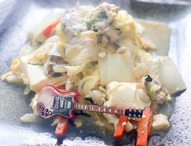 豆腐チャンプルーの画像